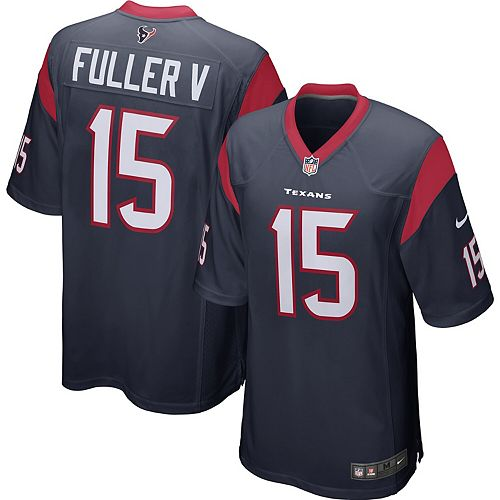 Will Fuller V Houston Texans Nike Player Game Jersey - Navy