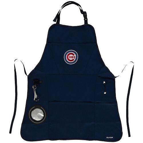 Chicago Cubs Four-Pocket Apron