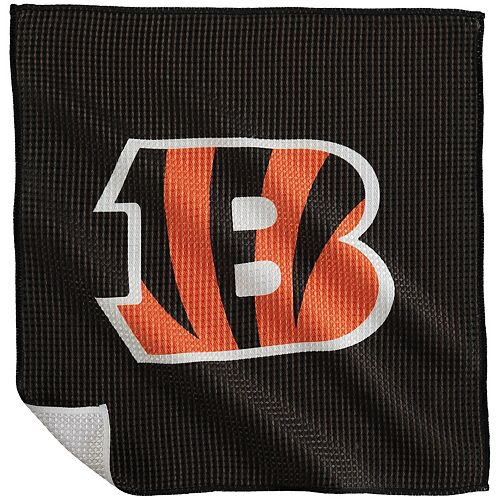 "Cincinnati Bengals 16"" x 16"" Microfiber Towel"
