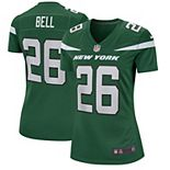 Women's Nike Le'Veon Bell Gotham Green New York Jets Game Jersey