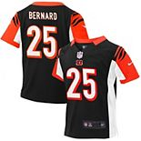 Infant Cincinnati Bengals Giovani Bernard Nike Black Team Color Game Jersey