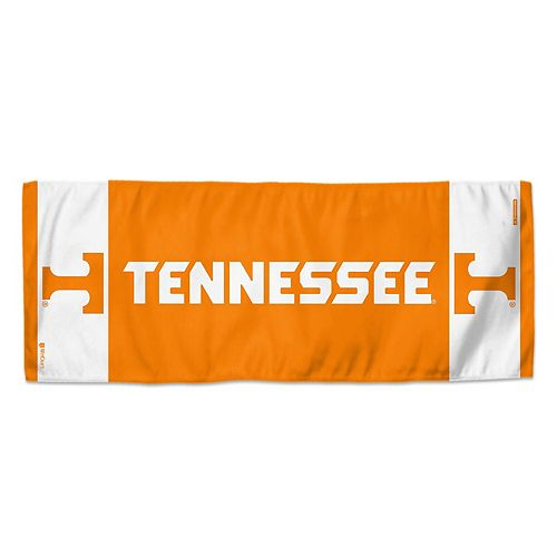 "WinCraft Tennessee Volunteers 12"" x 30"" Primary Double-Sided Cooling Towel"
