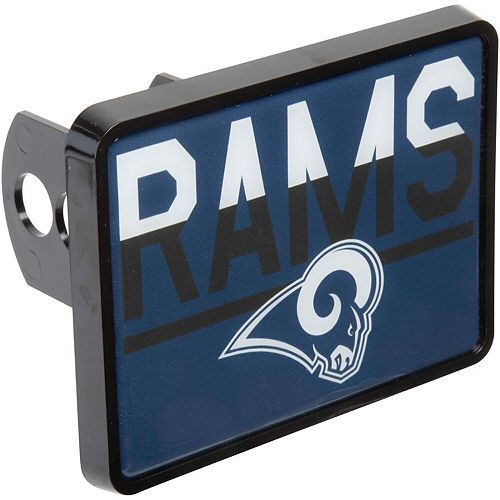 Los Angeles Rams Duo-Tone Rectangular Hitch Cover