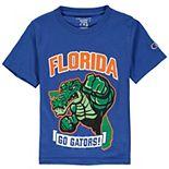 Youth Champion Royal Florida Gators Strong Mascot T-Shirt