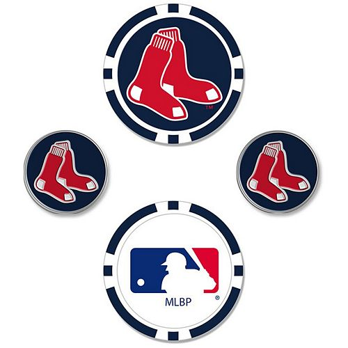 Boston Red Sox Ball Marker Set