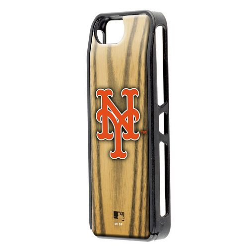 New York Mets Made in America iPhone 8/7/6s/6 Slyder Wallet Case
