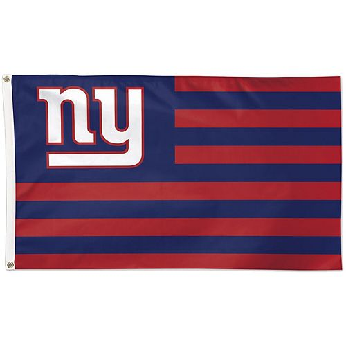 WinCraft New York Giants 3' x 5' Americana Stars & Stripes Deluxe Flag