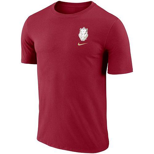 Men's Nike Cardinal Arkansas Razorbacks Camo Pack T-Shirt