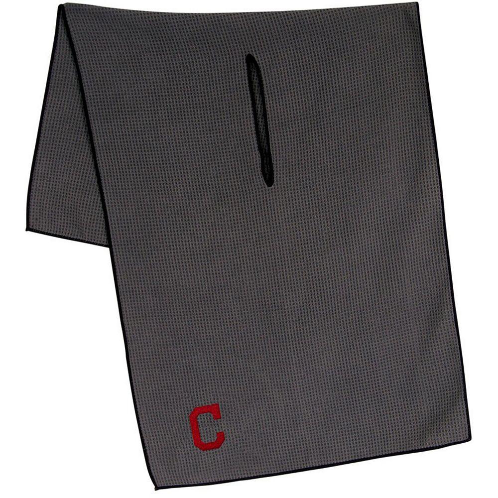 "Cleveland Indians 19"" x 41"" Gray Microfiber Towel"