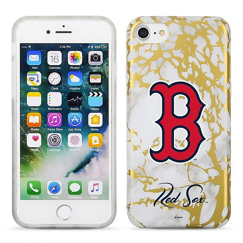 Boston Red Sox Marble iPhone 6/6s/7/8 Case