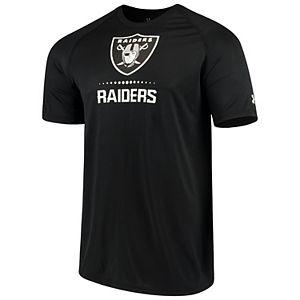NFL Oakland Raiders Helmet T Shirt Mens Official Team Apparel Jersey