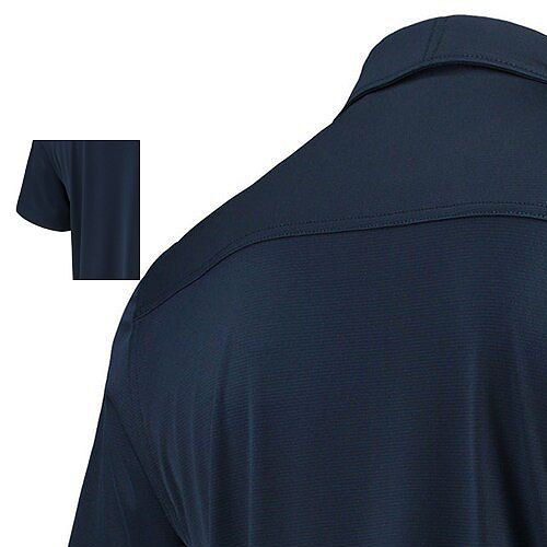 Men's Cutter & Buck Navy Chicago Bears Vintage DryTec Northgate Polo