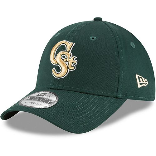 Men's New Era Green Colorado State Rams The League 9FORTY Adjustable Hat