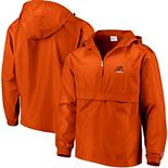Men's Champion Orange Oklahoma State Cowboys Packable Jacket