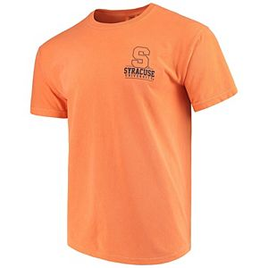 Men's Orange Syracuse Orange Comfort Colors Campus Icon T-Shirt