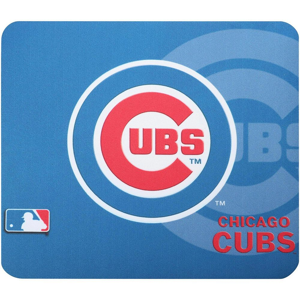 Chicago Cubs 3D Mouse Pad