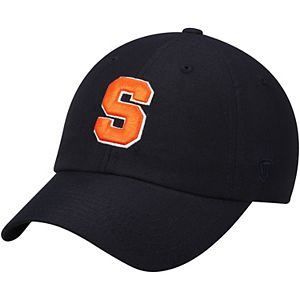 free delivery well known good selling Men's Nike Navy Syracuse Orange Heritage 86 Logo Performance ...