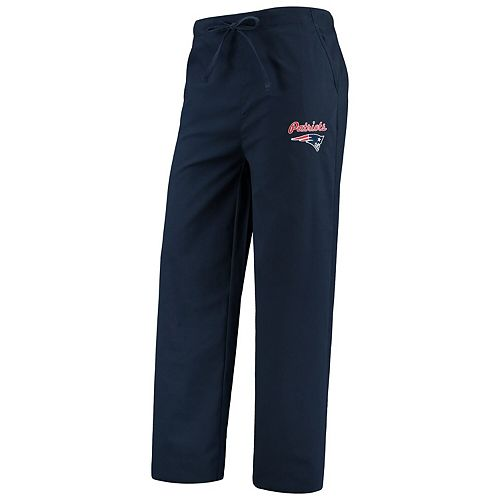 Women's Concepts Sport Navy New England Patriots Scrub Pants