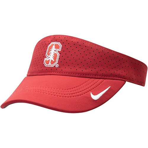Stanford Cardinal Nike Sideline Performance Visor  Cardinal