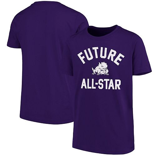 Toddler Garb Purple TCU Horned Frogs Toni Future All-Star T-Shirt