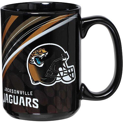 Jacksonville Jaguars 15oz. Dynamic Mug