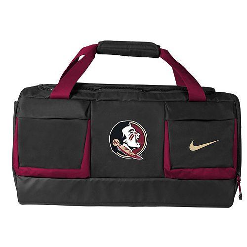 Nike Florida State Seminoles Vapor Duffel Bag