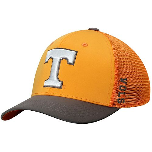 Men's Top of the World Tennessee Orange Tennessee Volunteers Chatter Meshback Flex Hat
