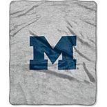 "The Northwest Michigan Wolverines 50"" x 60"" Sherpa Plush Blanket"