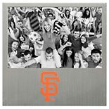 "San Francisco Giants 4"" x 6"" Aluminum Picture Frame"
