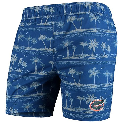 Men's Colosseum Royal Florida Gators Maui Swim Shorts