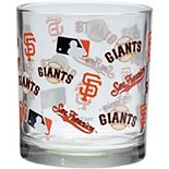 San Francisco Giants 8.45oz. Full Wrap Rocks Glass