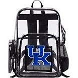 The Northwest Company Kentucky Wildcats Dimension Clear Backpack
