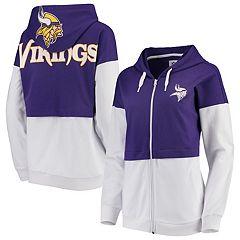 new product e60c1 7ca78 NFL Minnesota Vikings Hoodies & Sweatshirts | Kohl's