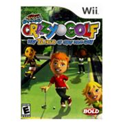Nintendo Wii Crazy Golf