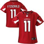 Toddler Arizona Cardinals Larry Fitzgerald Nike Cardinal Game Jersey