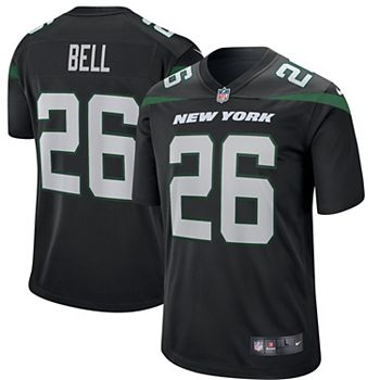 release date 9b813 c710e Le'Veon Bell New York Jets Nike Game Jersey - Stealth Black