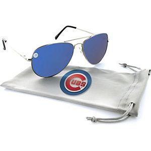 Chicago Cubs Estrada Engraved Aviator Sunglasses
