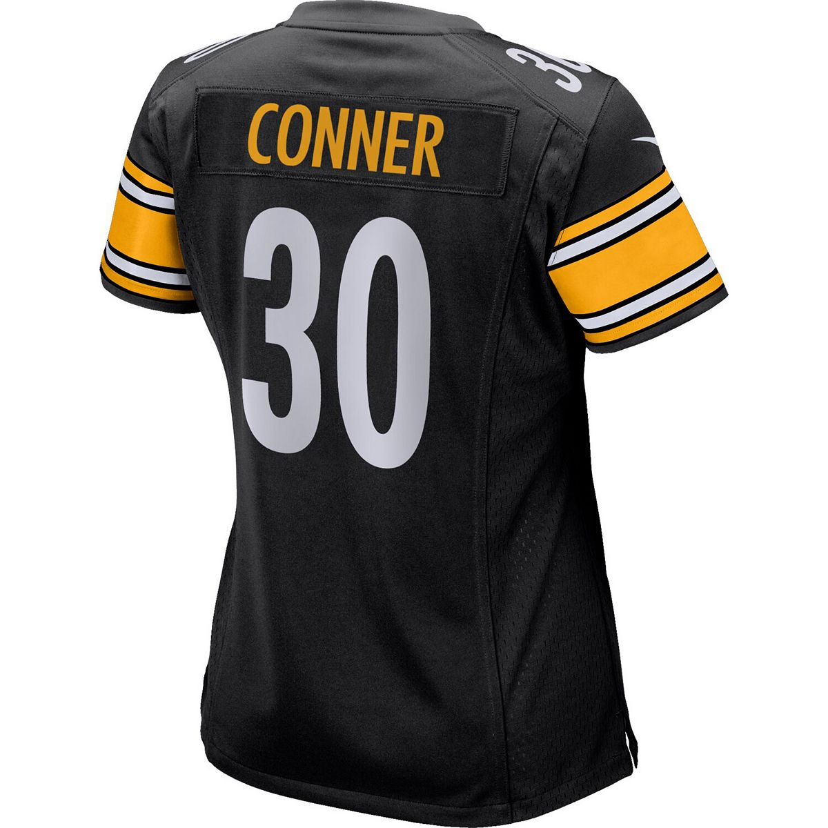 Women's Nike James Conner Black Pittsburgh Steelers Game Jersey 40yS3