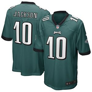 Men's Nike DeSean Jackson Midnight Green Philadelphia Eagles Game Jersey