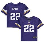 Infant Nike Harrison Smith Purple Minnesota Vikings Player Game Jersey