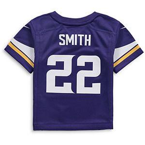 Toddler Nike Harrison Smith Purple Minnesota Vikings Player Game Jersey
