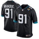 Men's Nike Yannick Ngakoue Black Jacksonville Jaguars New 2018 Game Jersey