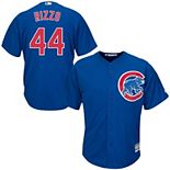 Toddler Majestic Anthony Rizzo Royal Chicago Cubs Official Player Cool Base Jersey
