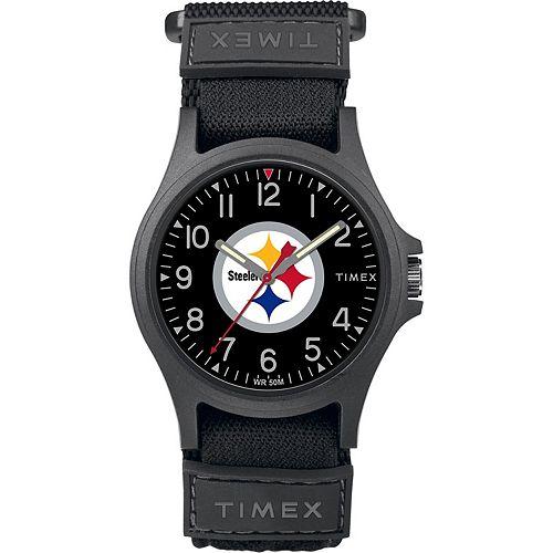 Men's Timex Pittsburgh Steelers Pride Watch
