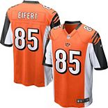 Youth Cincinnati Bengals Tyler Eifert Nike Orange Alternate Game Jersey