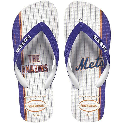 Women's Havaianas New York Mets Top Sandals