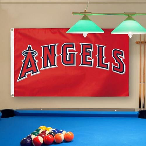 WinCraft Los Angeles Angels Deluxe 3' x 5' Flag
