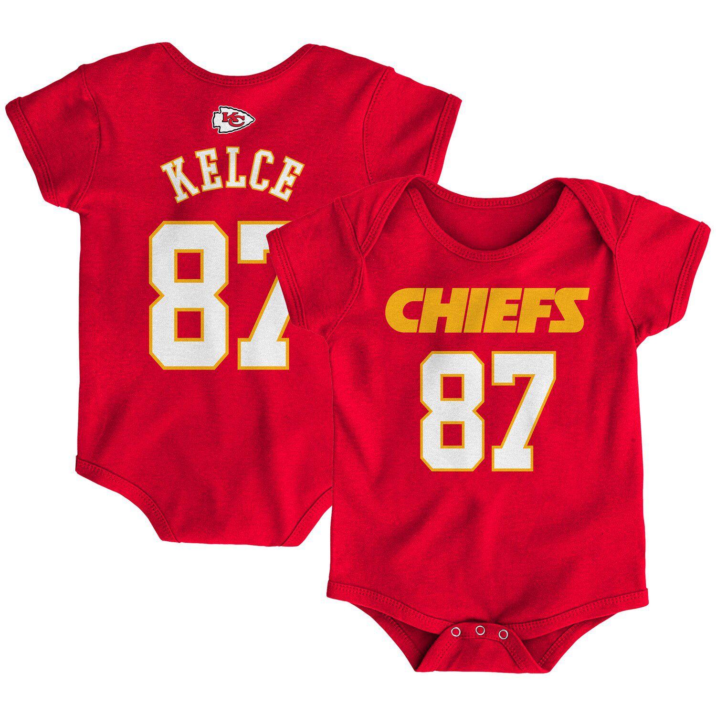 kansas city chiefs baby jersey
