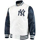 Men's Starter White New York Yankees The Legend Jacket