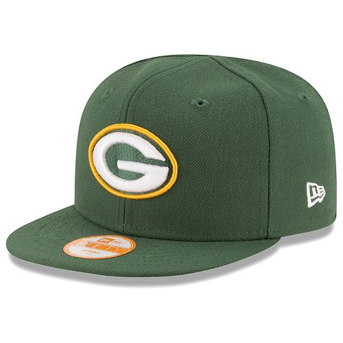Infant New Era Green Green Bay Packers My 1st 59FIFTY Fitted Hat